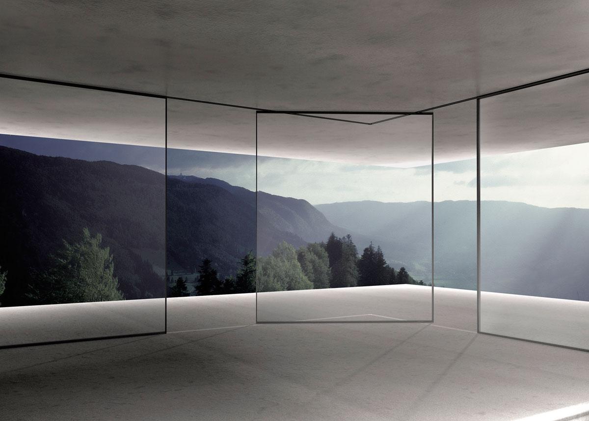 Vitrocsa 174 Minimal Fenster